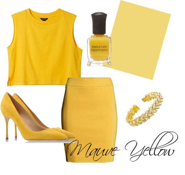 mauve yellow